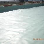 CUBIERTA IMPERMEABILIZACION CON PVC EN VALENCIA