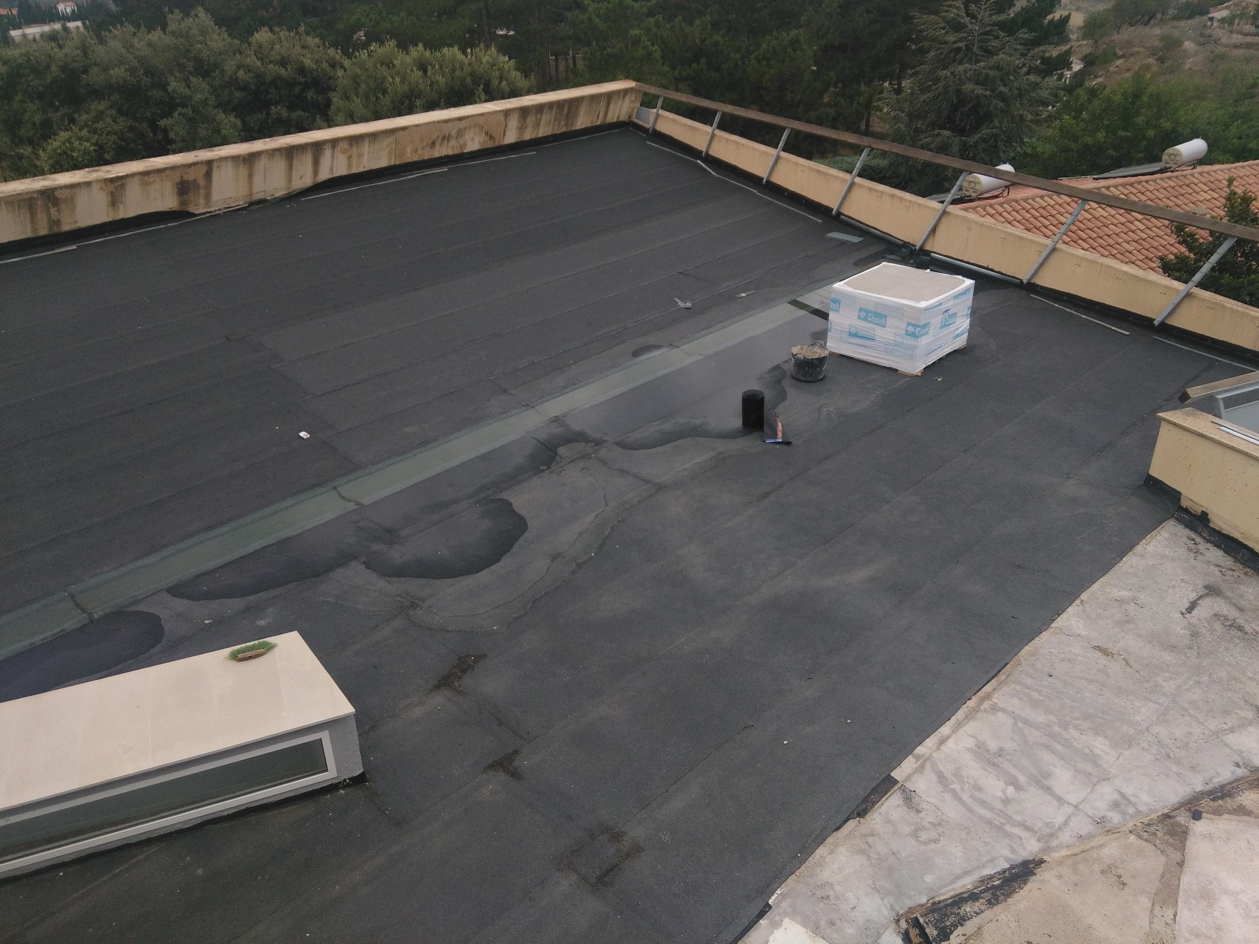 Tecnica de impermeabilizar deepthroaters - Impermeabilizantes para terrazas ...