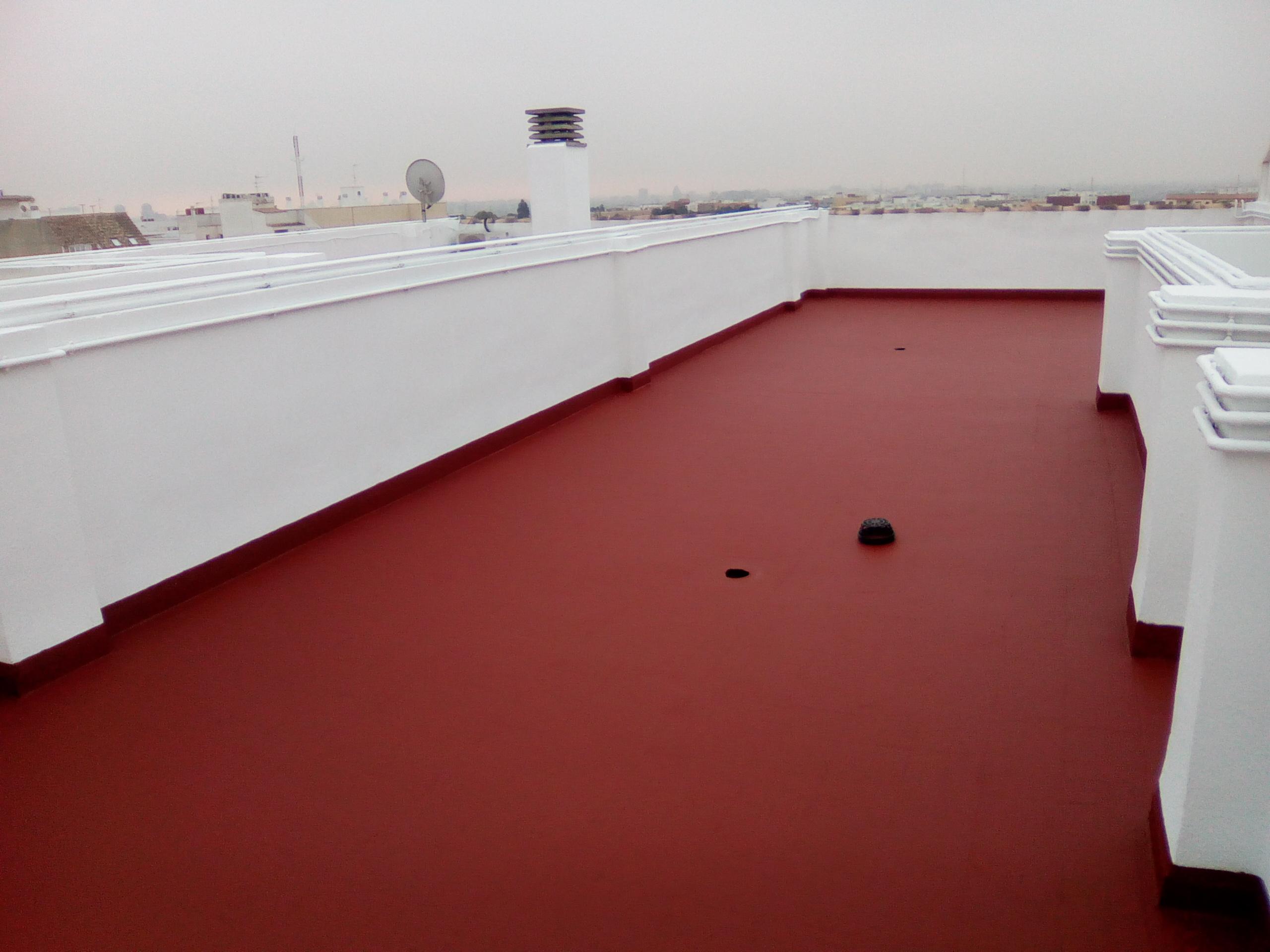 Impermeabilizacion valencia impermeabilizaciones - Pintura impermeabilizante terrazas ...